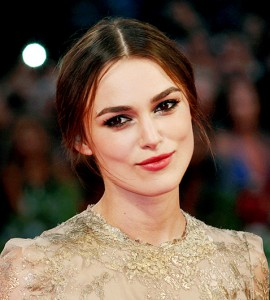Famous Aries Woman Keira Knightley