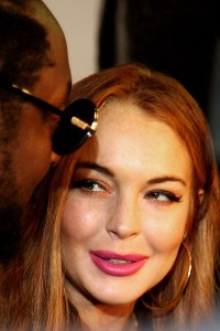 Famous Cancer Woman Lindsay Lohan